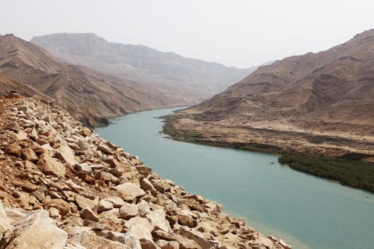 امور مهندسی رودخانه